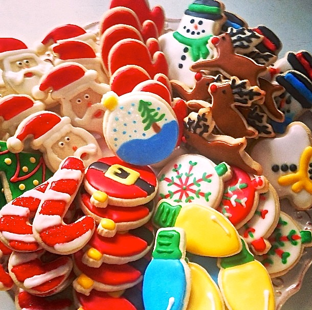 Cookie Exchange In Chagrin Falls!